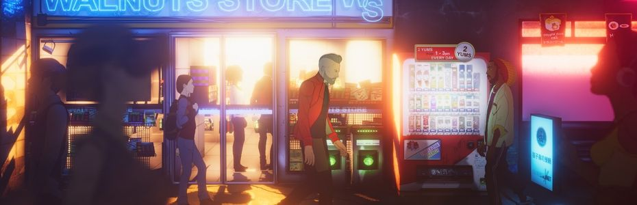 Inspiré par Blade Runner, Ghost in the Shell et Akira, Evolutis trouve un éditeur