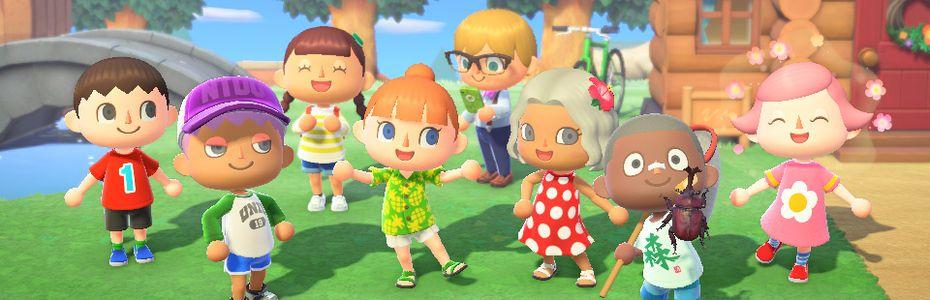Nintendo Japon ouvre l'année avec une publicité pour Animal Crossing : New Horizons