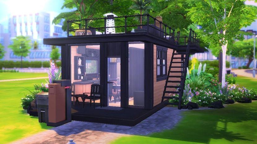 La Mode Des Mini Maisons S Invite Dans Les Sims 4 Avec Un Nouveau Pack Cosmetique Actu Gamekult