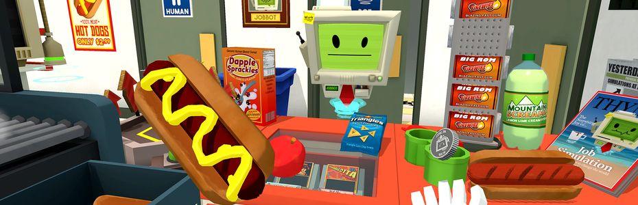 Job Simulator devient le second jeu VR à dépasser le million de copies vendues