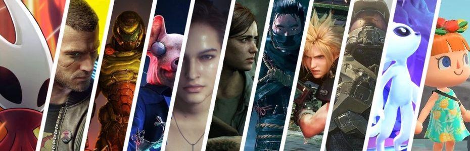 Sorties Jeux Vidéo en 2020 : entre AAA et pépites cachées, les attentes de la rédaction