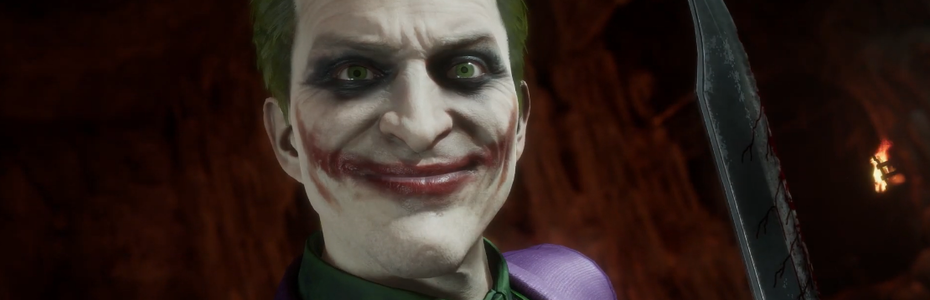 Le Joker déballe ses gadgets et sa cruauté dans Mortal Kombat 11