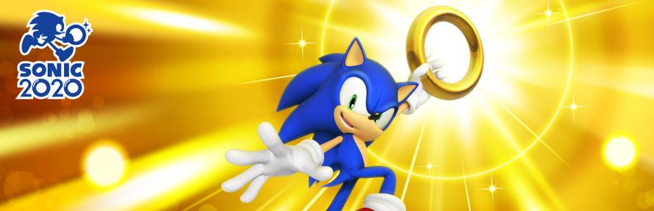 Sega annonce le lancement de la campagne Sonic 2020