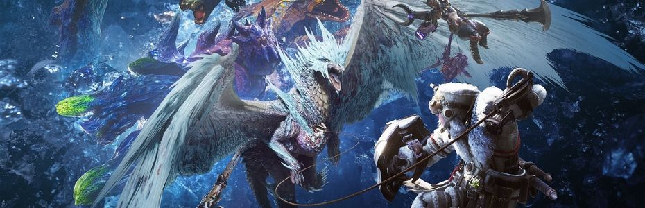 Capcom dévoile la feuille de route de Monster Hunter World : Iceborne pour 2020
