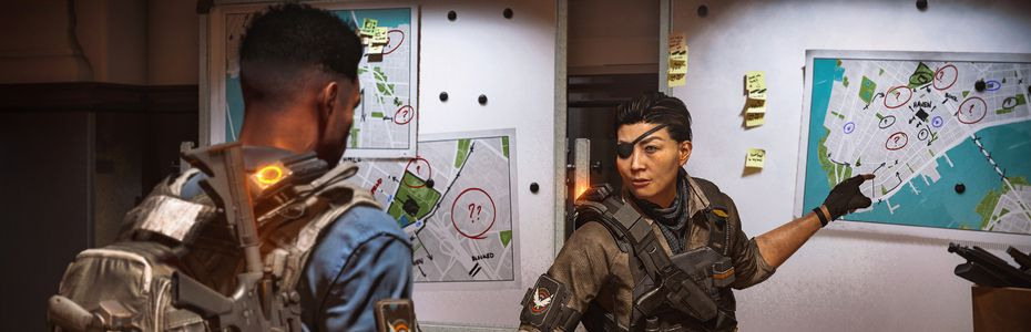 The Division 2 : Ubisoft dévoile l'extension scénarisée Warlords of New York