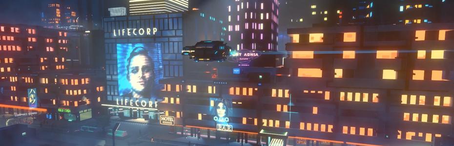 Le jeu d'aventure atmosphérique Cloudpunk s'étend aux consoles