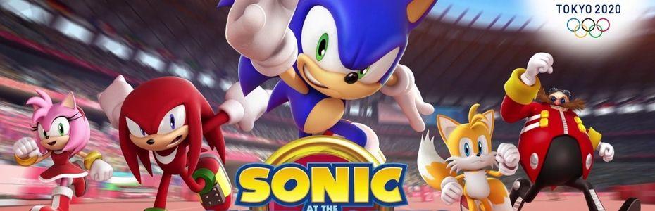 Les pré-inscriptions au jeu mobile Sonic aux Jeux Olympiques de Tokyo 2020 sont ouvertes