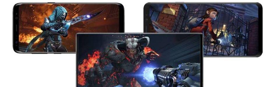 Google Stadia bientôt compatible avec les smartphones Samsung, Razer et ASUS