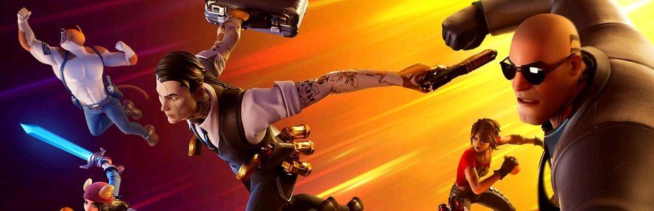 Fortnite Chapitre 2 : Epic Games donne le coup d'envoi de la nouvelle saison