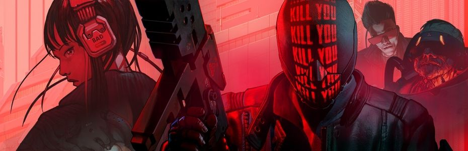 Ruiner : le twin-stick shooter cyberpunk s'annonce sur Switch