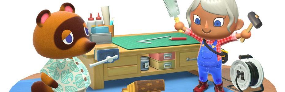 Animal Crossing New Horizons part à la pêche aux clients