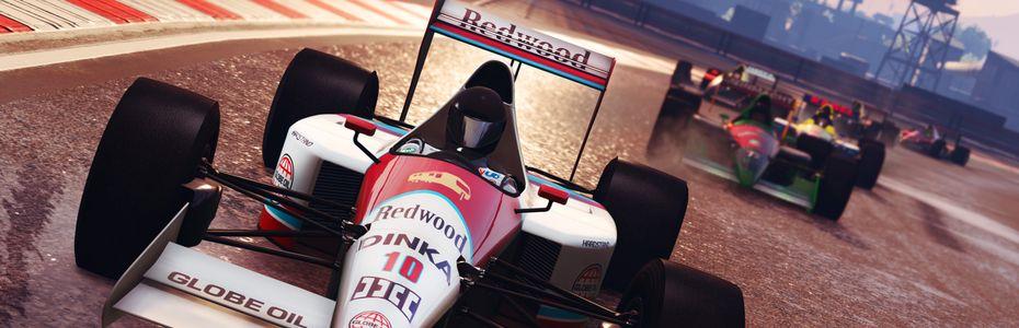 GTA Online se met au grand prix de F1