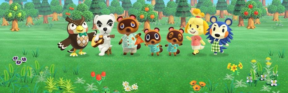 Animal Crossing : New Horizons réalise le plus gros lancement de la Switch au Japon