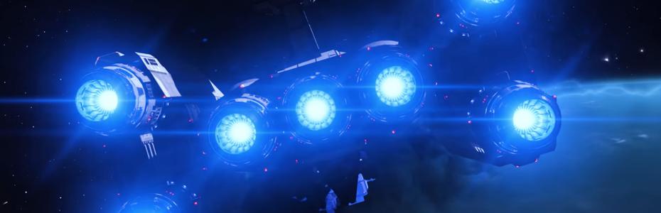 Elite Dangerous : les Fleet Carriers prennent enfin rendez-vous