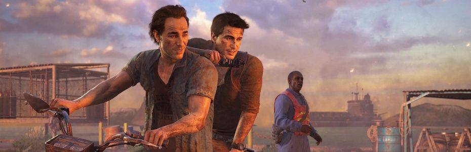 Uncharted 4 et DiRT Rally 2.0 prennent la direction du PlayStation Plus