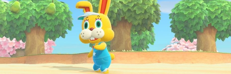 Animal Crossing New Horizons réduit l'apparition des oeufs de Pâques