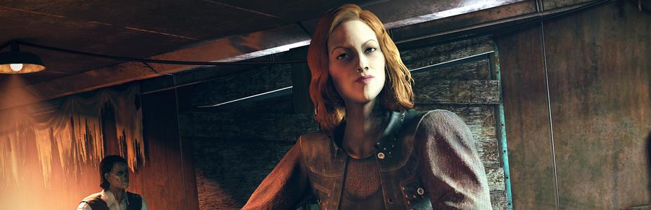Fallout 76 : il y a plein de personnages qui parlent dans la bande-annonce de Wastelanders