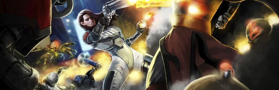 Ion Fury : le Duke Nukem au féminin prend date sur PS4, Xbox One et Switch
