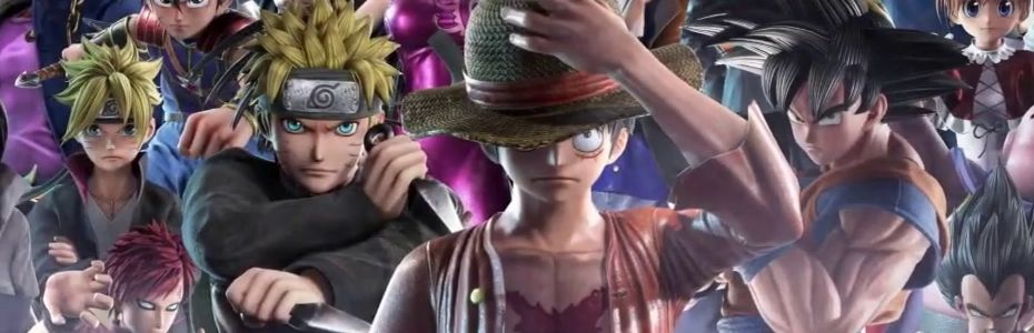 Jump Force Deluxe Edition se date sur Switch