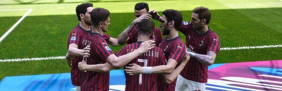 Tandis que PES 2021 se fait désirer, Konami perd les licences Milan AC et Inter Milan