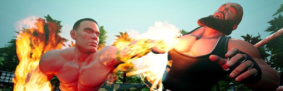 WWE 2K Battlegrounds prend date pour le 18 septembre