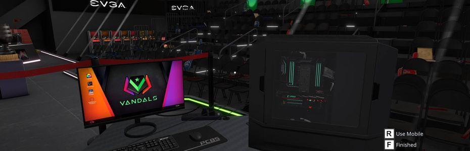 Le meilleur PC pour briller dans l'eSport, c'est dans PC Building Simulator