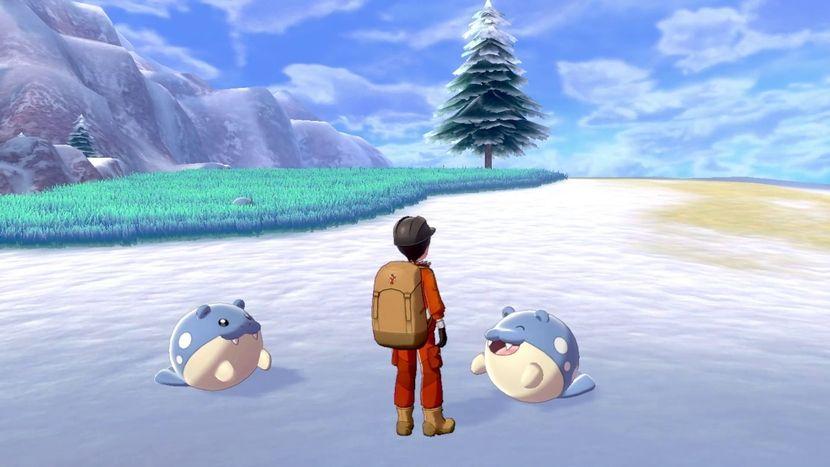 Les Terres Enneigées, deuxième partie du pass de Pokémon Epée et Bouclier,  se montreront le 23 octobre - Actu - Gamekult