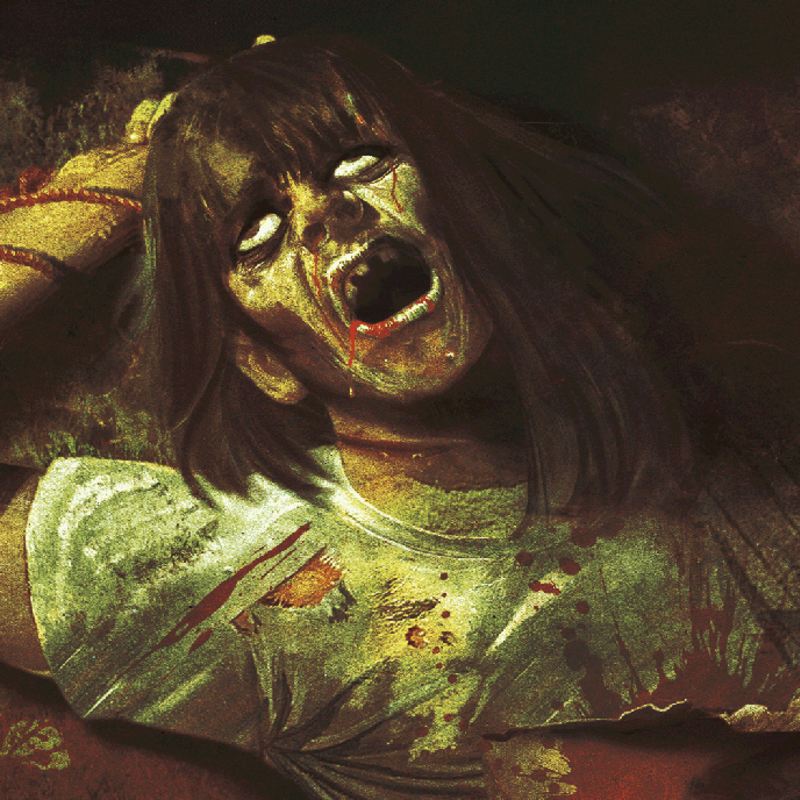 Le Cannibal de Ruggero Deodato renommé Borneo : A Jungle Nightmare