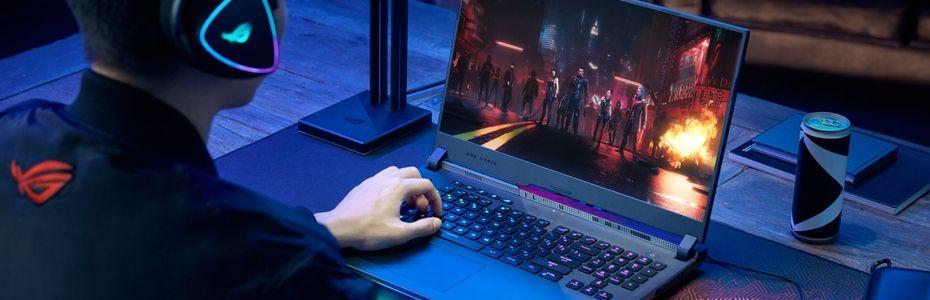 Matez mon matos - Asus dévoile une armée de PC portables sous GeForce RTX 30