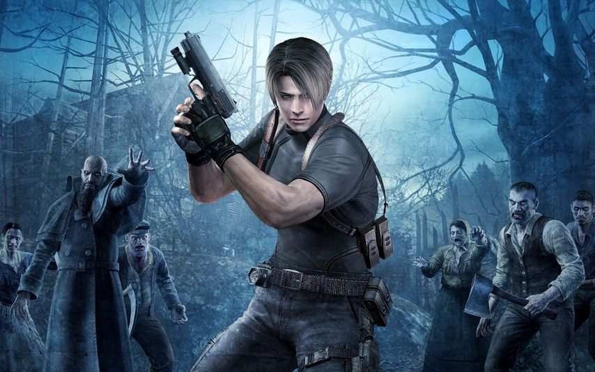 Le remake de Resident Evil 4 change de mains et de direction
