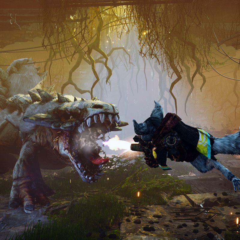 Biomutant tient finalement sa date de sortie sur PS4, Xbox One et PC