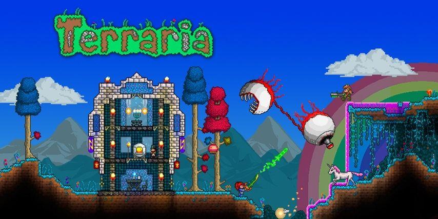 Re-Logic se fâche avec Google et annule Terraria sur Stadia - Gamekult