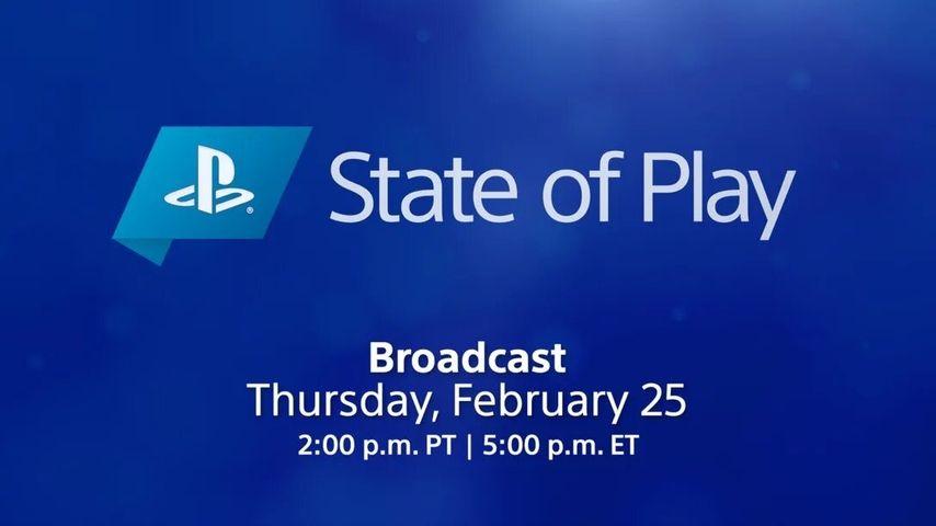 State of Play : rendez-vous le 25 février pour des annonces PS5 - Gamekult