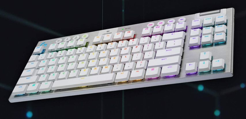 Test matos : nos impressions sur le clavier Logitech G915 TKL - Gamekult