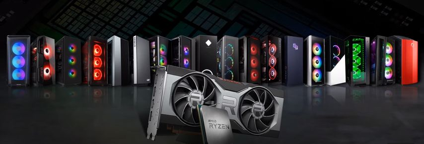 AMD Radeon RX 6700 XT : la famille RDNA 2 s'agrandit… - Gamekult