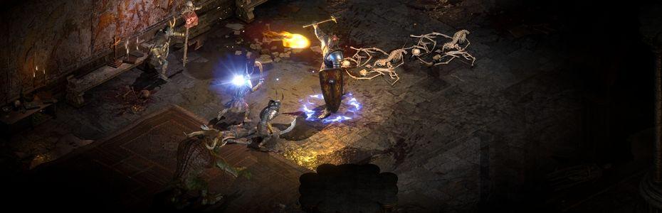Diablo 2 Resurrected : un premier test alpha technique ce weekend sur PC