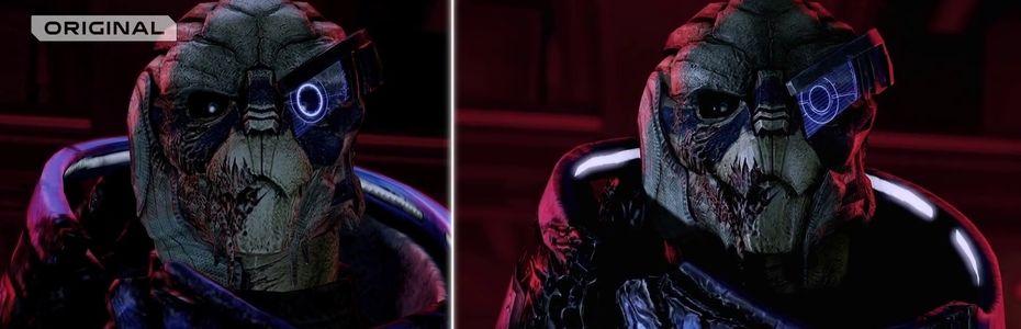 Mass Effect Édition Légendaire : tous les détails des améliorations visuelles effectuées par Bioware – Actu