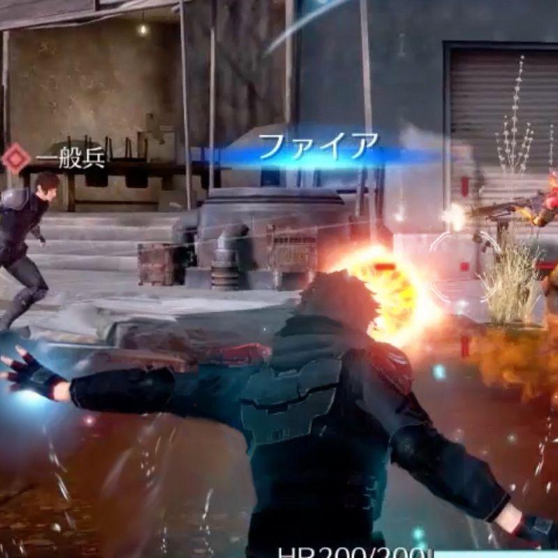 Square Enix présente plus en détail le battle royale Final Fantasy VII : The First Soldier