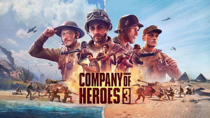 Sega et Relic annoncent Company of Heroes 3 sur PC