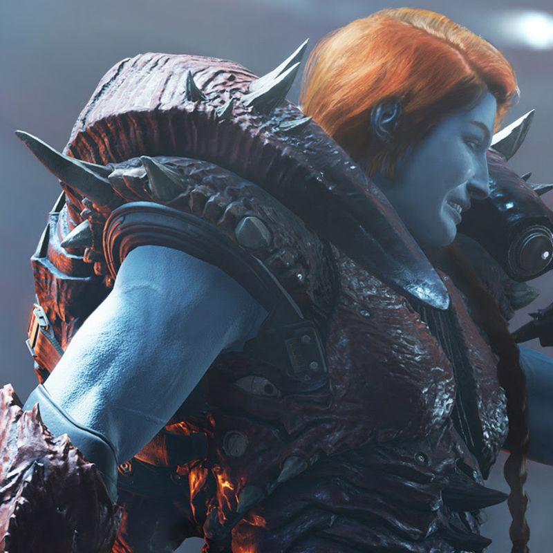 Marvel's Guardians of the Galaxy présente Lady Hellbender