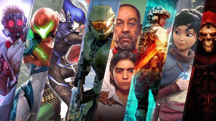 Halo Infinite, Battlefield 2042, Metroid Dread : ces jeux qui marqueront la fin de l'année