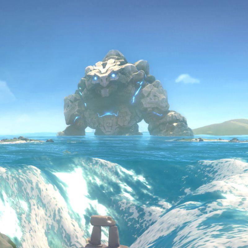 Breakwaters et son océan interactif fera ses débuts en octobre sur Steam