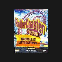 RollerCoaster Tycoon : Nouvelles Attractions
