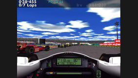 F1 Racing Simulation