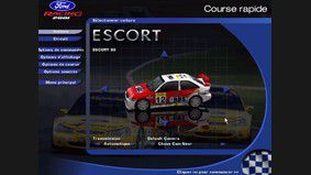Ford Racing 2001