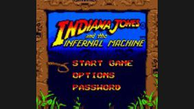 Indiana Jones et la Machine Infernale