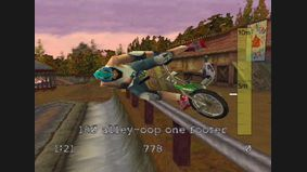 Dave Mirra Freestyle BMX : Maximum Remix