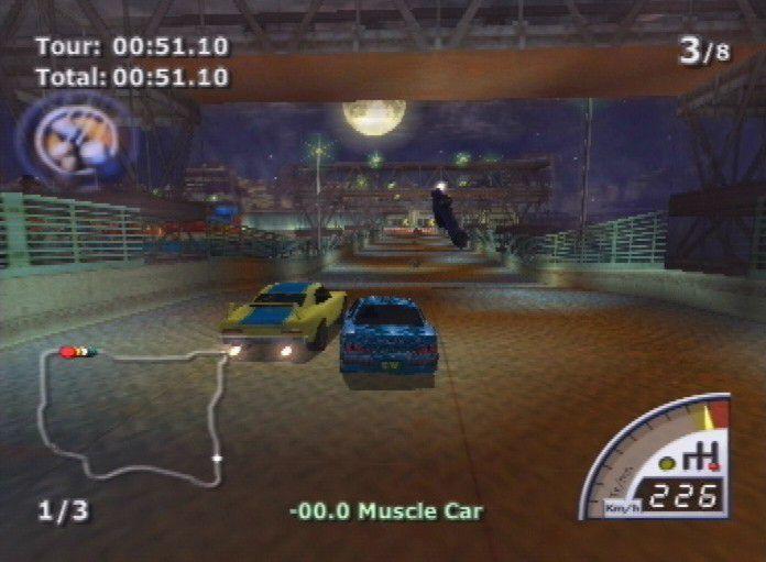 RACING TÉLÉCHARGER JEUX DE PS2 RUMBLE