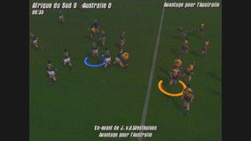 EA Sports Rugby 2001