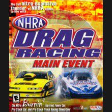 NHRA Drag Racing Main Event
